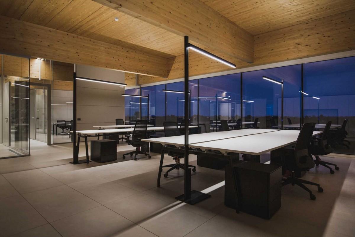 Kako svjetlost povećava dobrobit ljudi na radnom mjestu